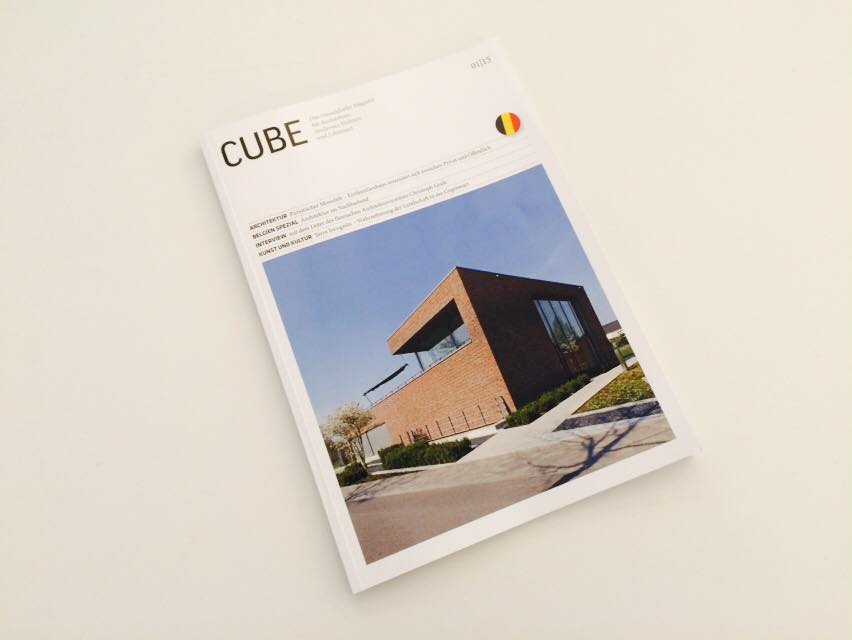 Architekt Düsseldorf, Innenarchitekt Düsseldorf, Architekturbüro, Innenarchitekturbüro, Markeninszenierung, Restaurantdesign, Burgerrestaurant, Publikation, Cube Magazin, Restaurantumbau