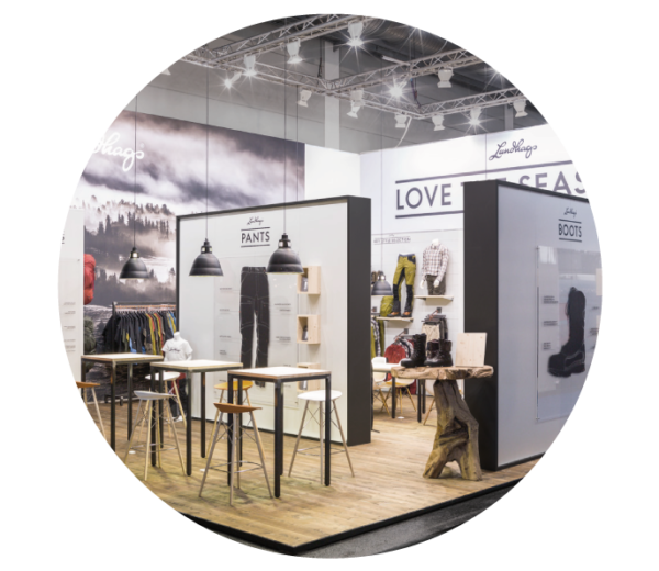 Lundhags – ISPO Messe München