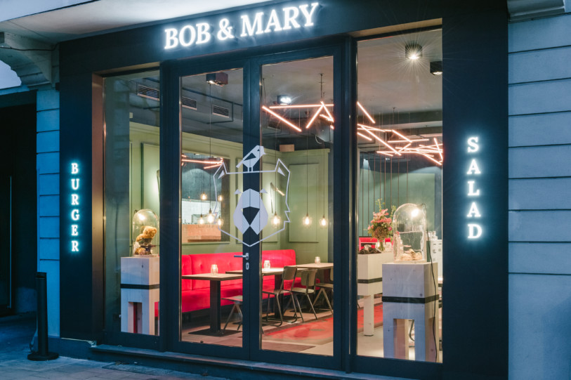 Bob&Mary Düsseldorf, Innenarchitektur Düsseldorf, Interiordesign Düsseldorf